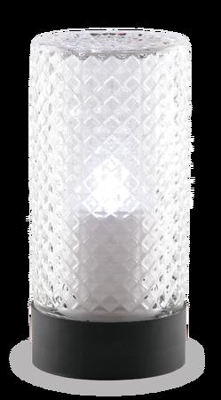 Znicz szklany LED Vestina Prestige