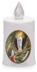 Wkład LED biały ikona Lourdes