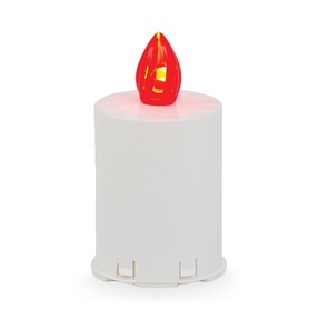 Wkład LED miniDeluxe 60 dni kolor czerwony